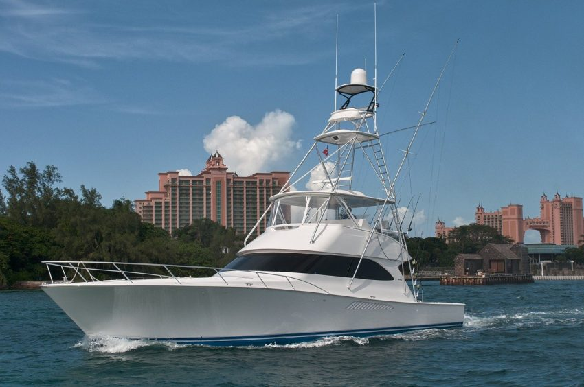 yacht 1448961 1280 The Best Fishing Spots Around the World