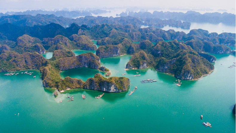 Northern Vietnam: Should you visit Ha Long Bay, Lan Ha, or Bai Tu Long?