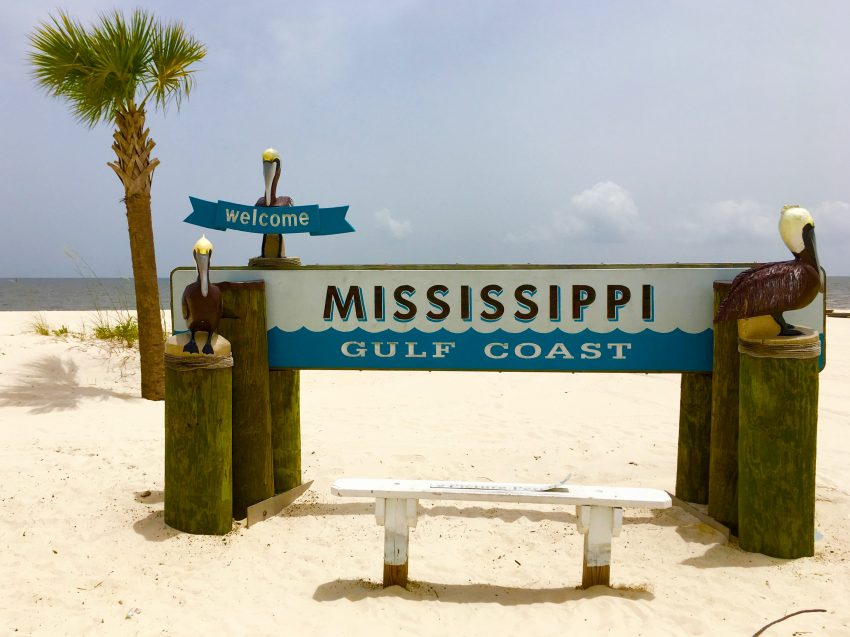 Mississippi Gulf Coast by Charles McCool Affordable Weekend Trips in the Southeastern U.S.