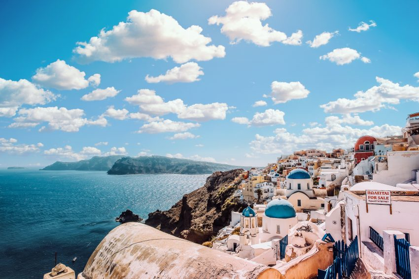 Santorini Thira Greece Tourism Renaissance: Where Should You Travel in 2021?