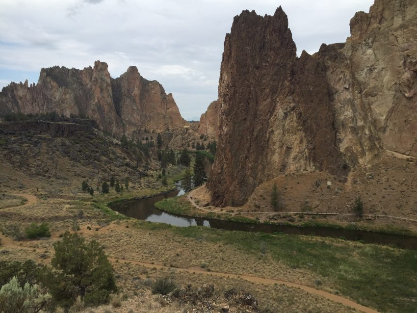 Smith Rock, Bend, Oregon