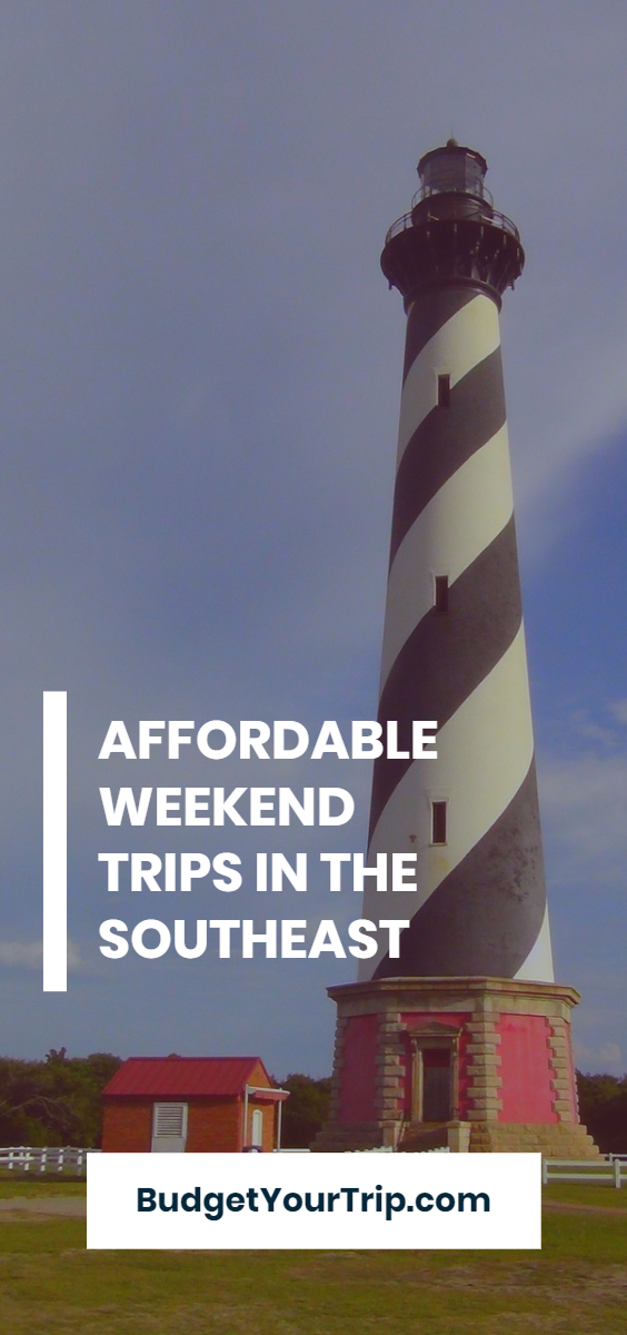 SoutheastWeekendTrips Affordable Weekend Trips in the Southeastern U.S.