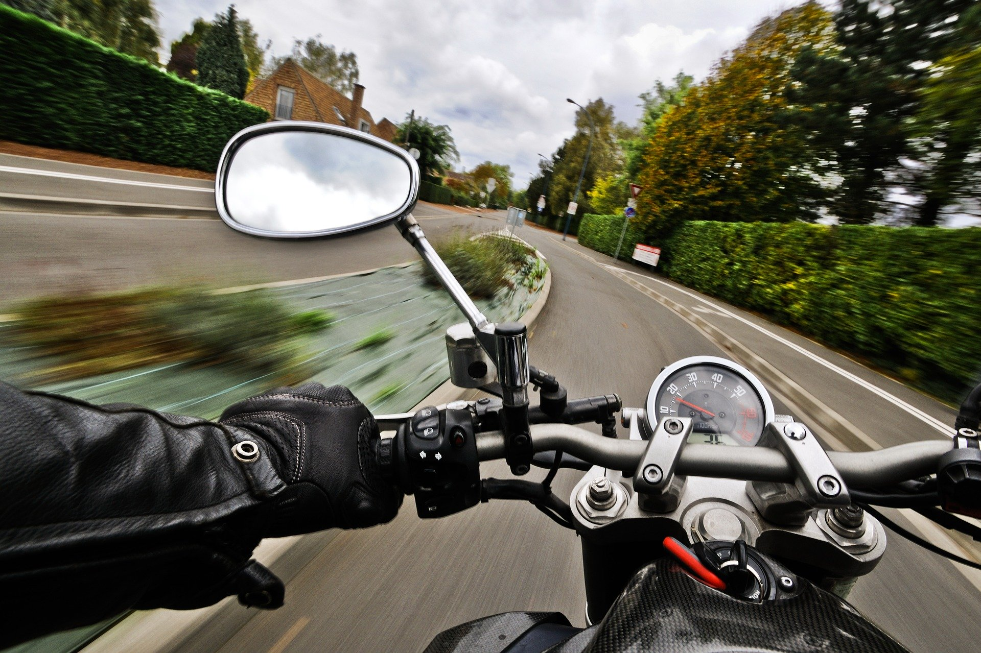 10 Terrific Southern California Motorcycle Rides