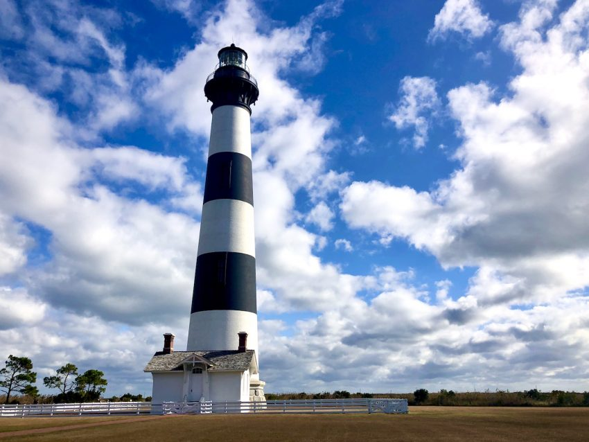 north carolina nags head bodie lighthouse alison abbott Affordable Weekend Trips in the Southeastern U.S.