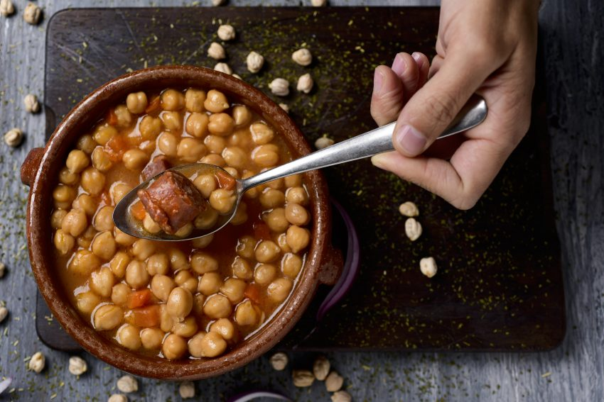 spain food cocido How Not to Blow Your Money Abroad on Vacation