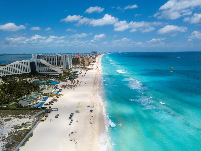beach 2441199 Places to Visit in Cancun on a Backpacker's Budget