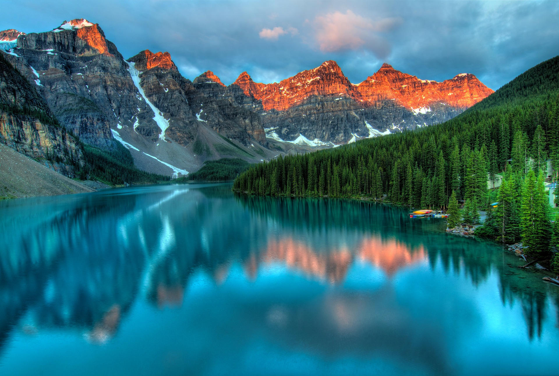 Banff or Jasper? Comparing Travel Costs