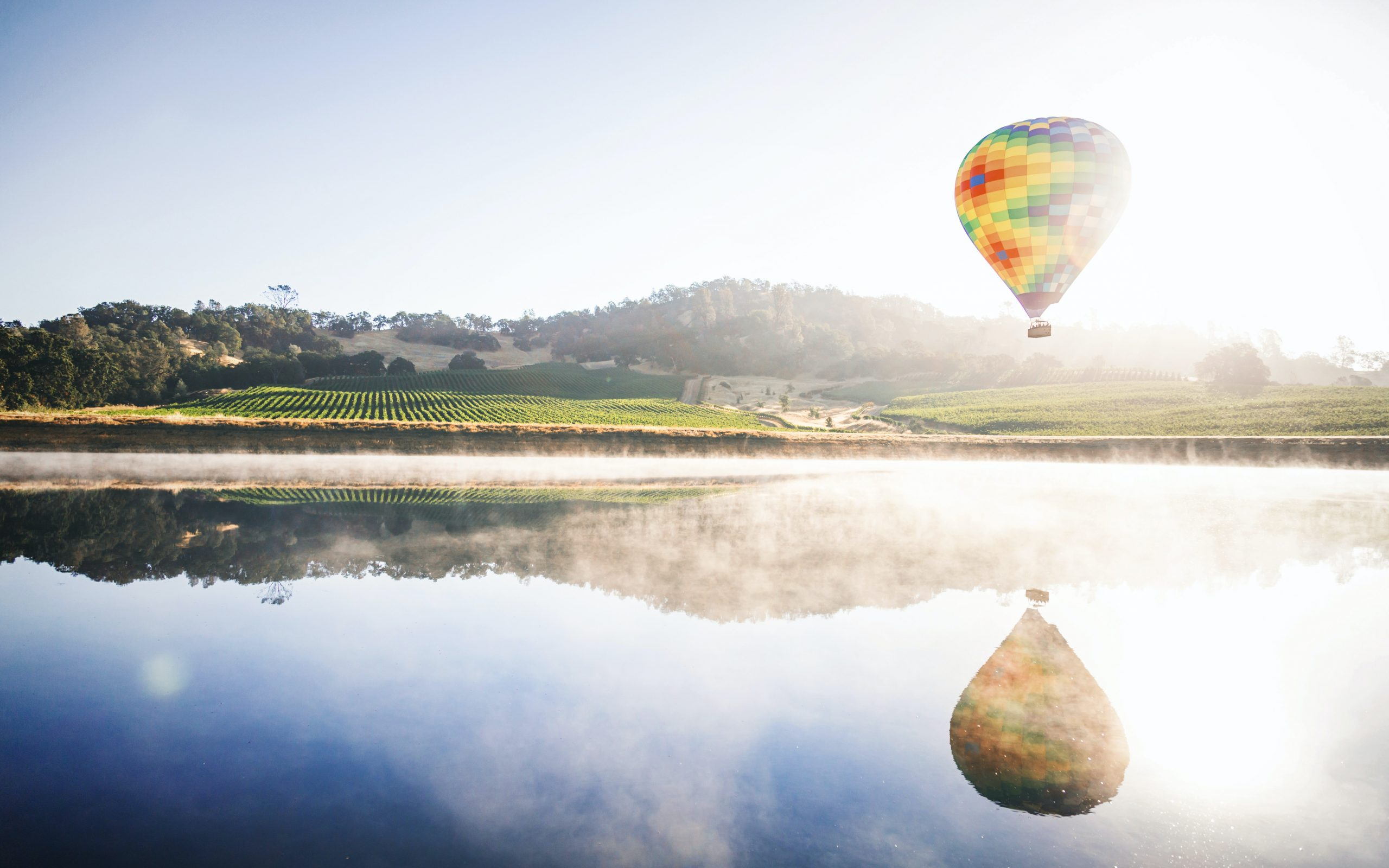California Wine Country: AirBnB's for a Romantic Getaway in Napa & Sonoma