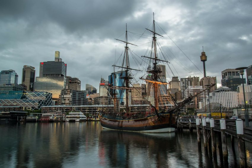 darling harbour 318508 1920 The Best Attractions in Sydney