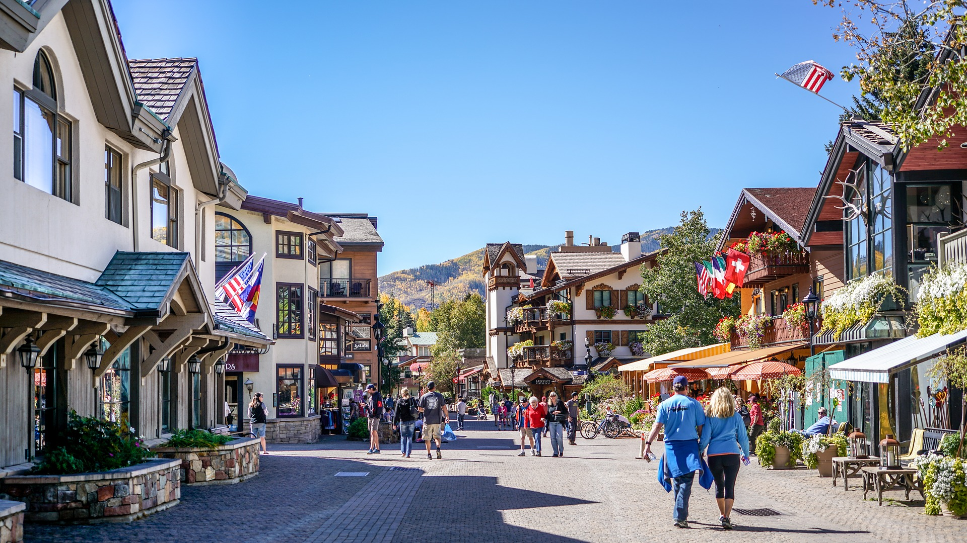Vail, Colorado: Places to Stay for Couples