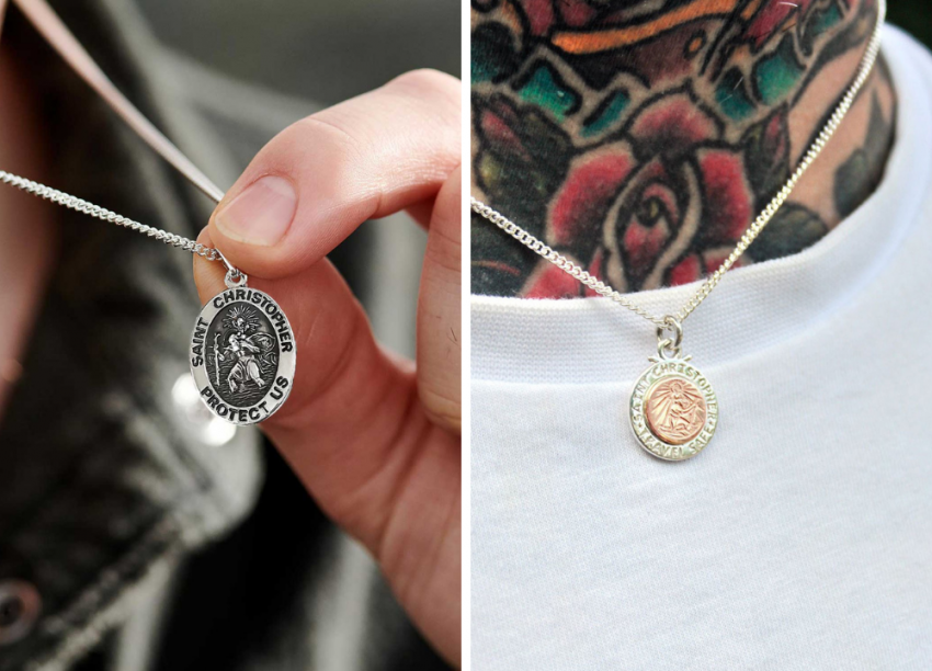 4 Who is Saint Christopher and why you should travel with him