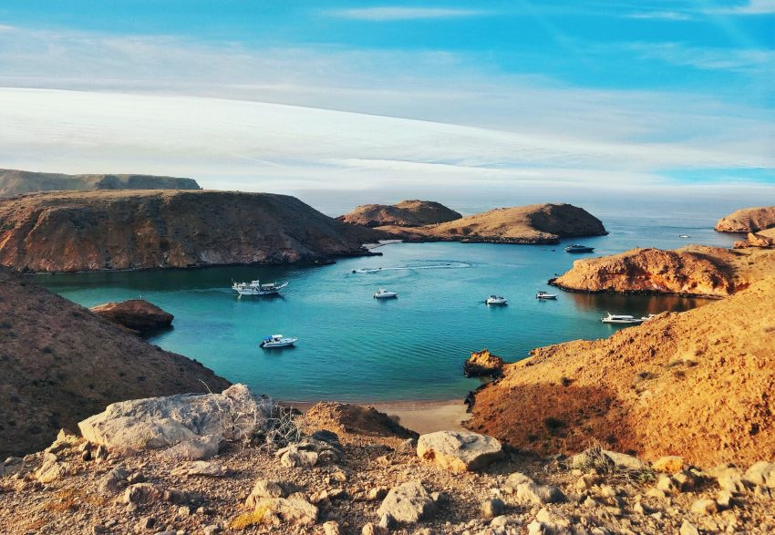 Oman boats