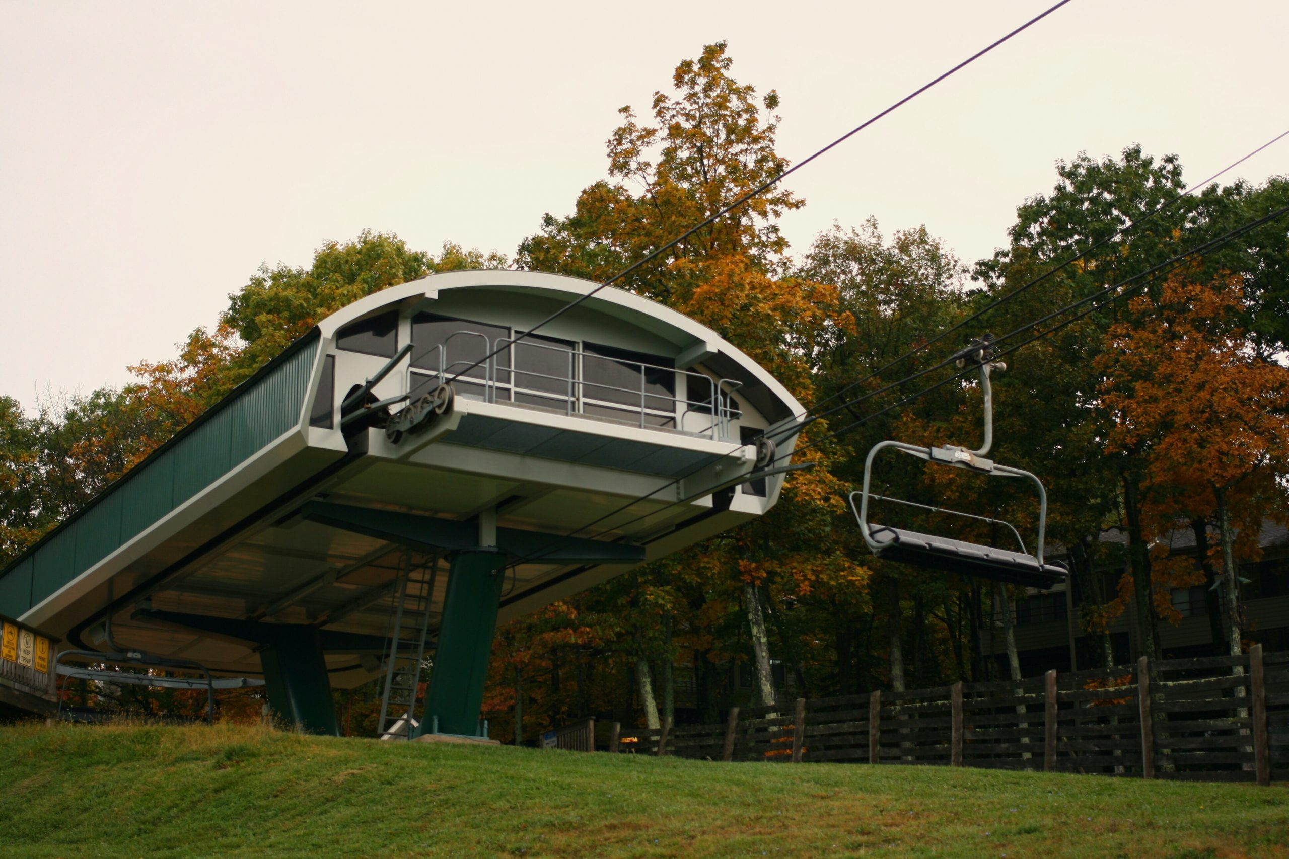 Cabins at Wintergreen Ski Resort for Families