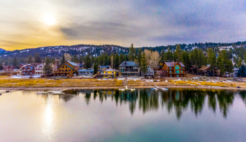 The Best Family-Friendly Airbnb Cabins at Big Bear Lake, California