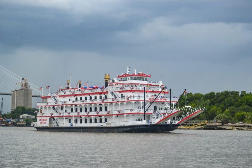 Savannah river cruise stories by soumya The Top 10 Romantic Things to do in Savannah, Georgia