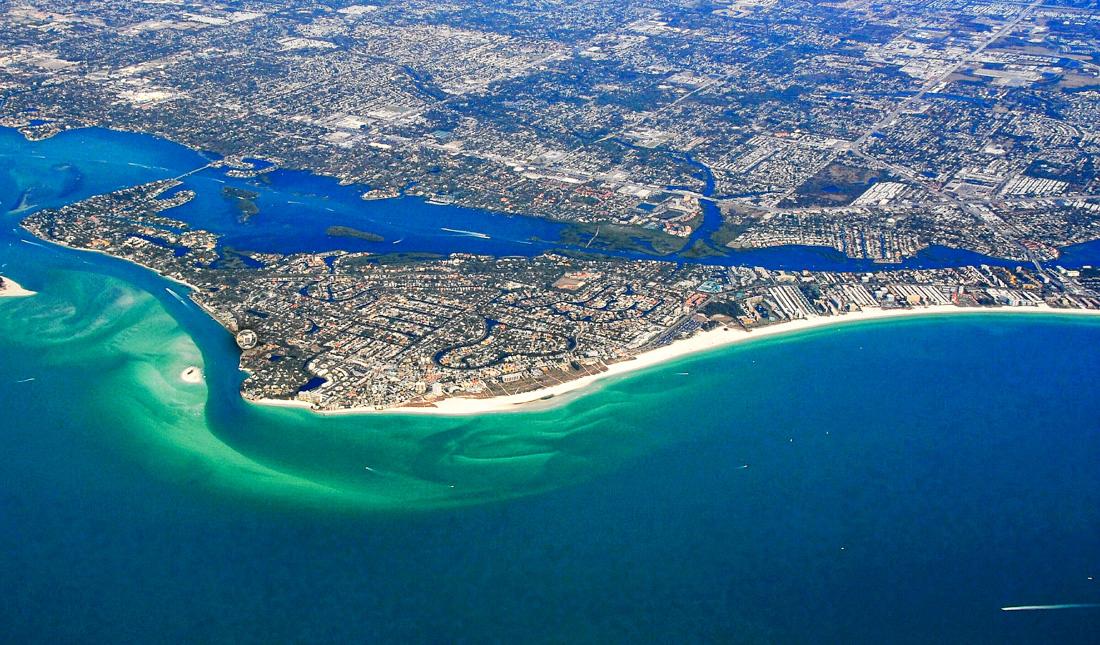 Siesta Key Beach Houses
