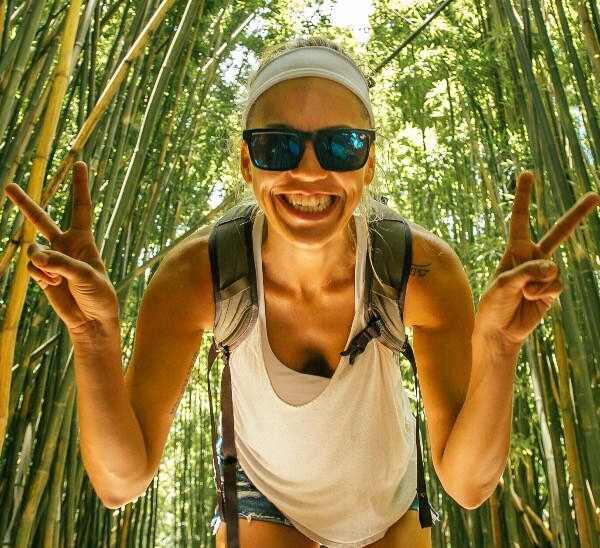 Im Jess Traveling Bio Pic 2 copy 8 Adventurous Things to Do in Maui
