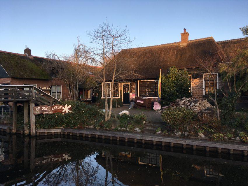 De Oude Aarde Exploring the Dutch Village of Giethoorn