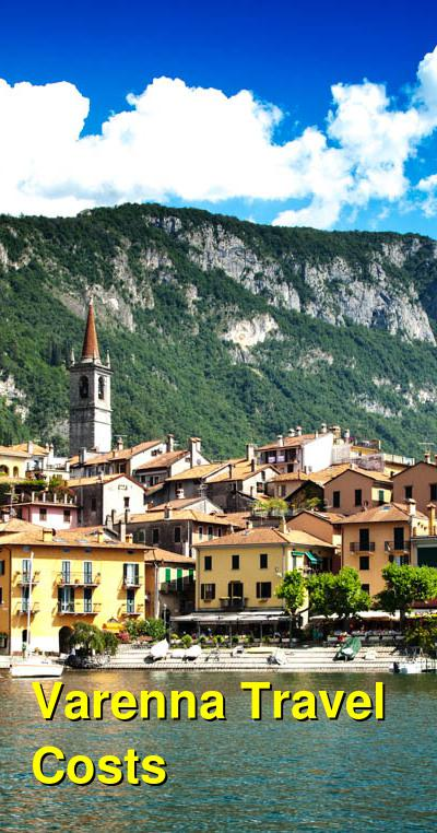 Varenna Travel Costs & Prices - Lake Como, Beaches, & Gardens | BudgetYourTrip.com