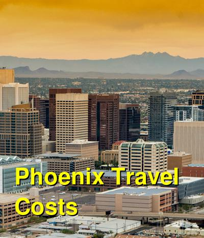 Phoenix Travel Cost - Average Price of a Vacation to Phoenix: Food & Meal Budget, Daily & Weekly Expenses | BudgetYourTrip.com