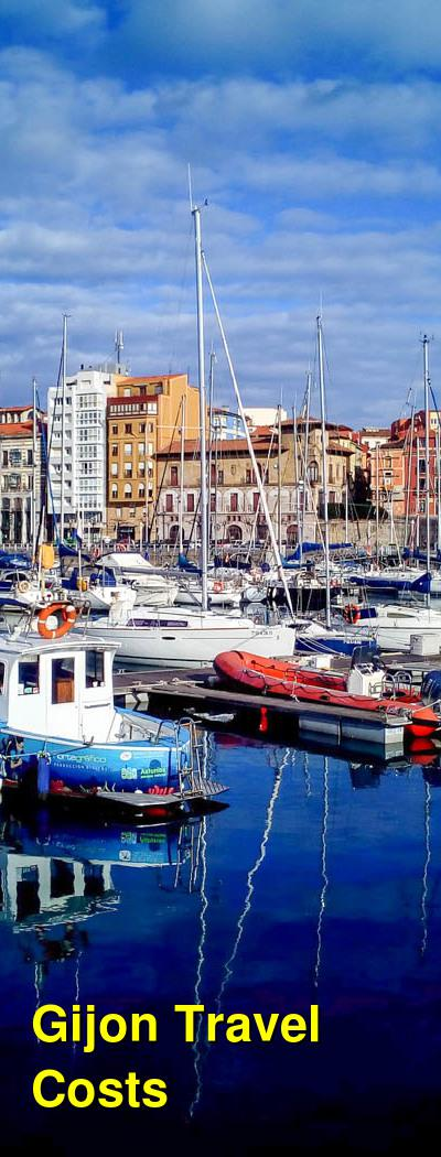 Gijon Travel Costs & Prices - Beaches, Shopping, History | BudgetYourTrip.com