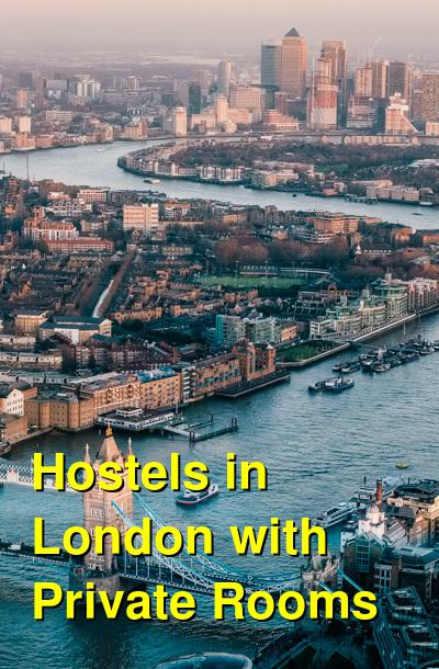 Hostels in London with Private Rooms | Budget Your Trip