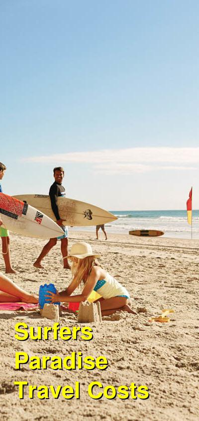 Surfers Paradise Travel Cost - Average Price of a Vacation to Surfers Paradise: Food & Meal Budget, Daily & Weekly Expenses | BudgetYourTrip.com