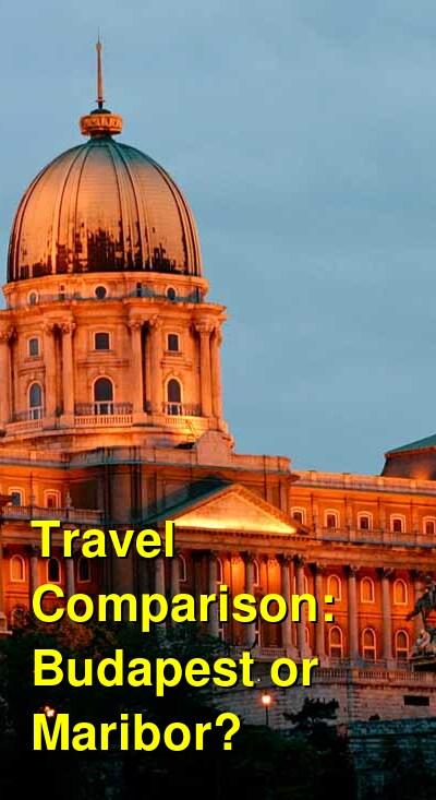 Budapest vs. Maribor Travel Comparison