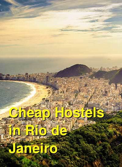 Cheap Hostels in Rio de Janeiro | Budget Your Trip
