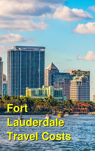 Fort Lauderdale Travel Costs & Prices - Beaches, Restaurants, & Clubs | BudgetYourTrip.com