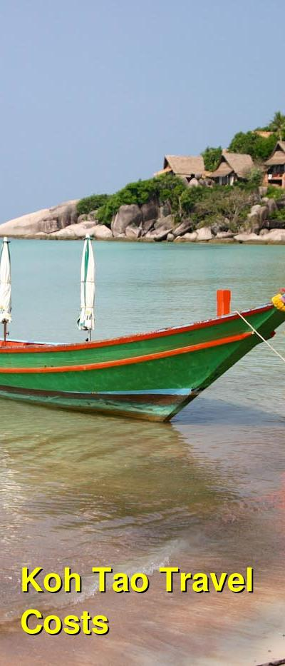 Koh Tao Travel Costs & Prices - Scuba Diving and Beaches | BudgetYourTrip.com