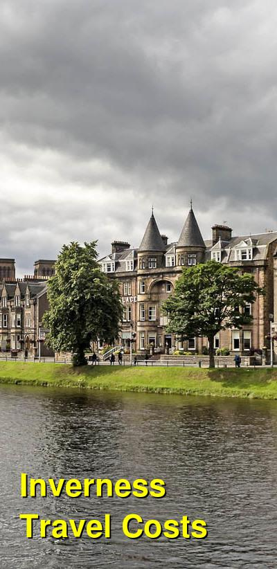 Inverness Travel Costs & Prices - Scottish Highlands, Loch Ness, & Castles | BudgetYourTrip.com