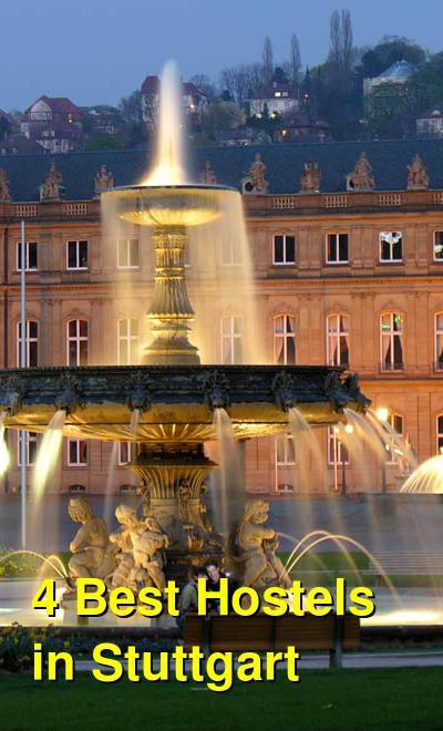 4 Best Hostels in Stuttgart   Budget Your Trip