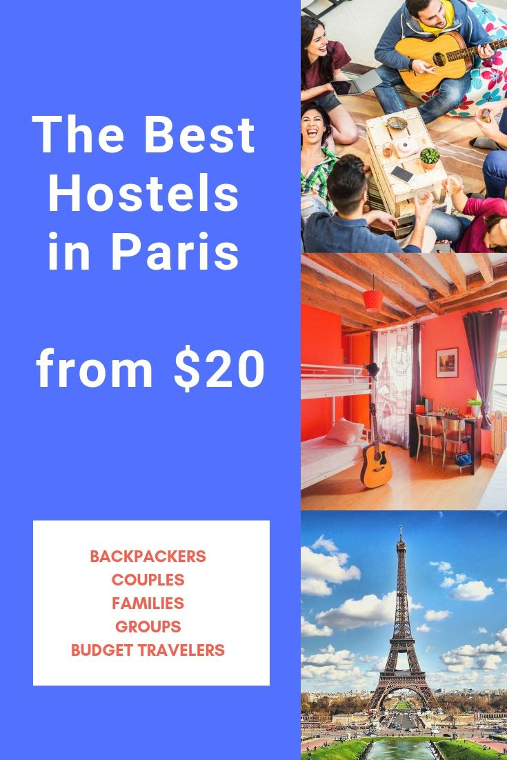 The 15 BEST Hostels in Paris from $20 (January 2021) | Budget Your Trip