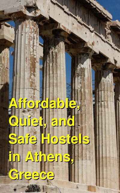 Affordable, Quiet, and Safe Hostels in Athens, Greece | Budget Your Trip