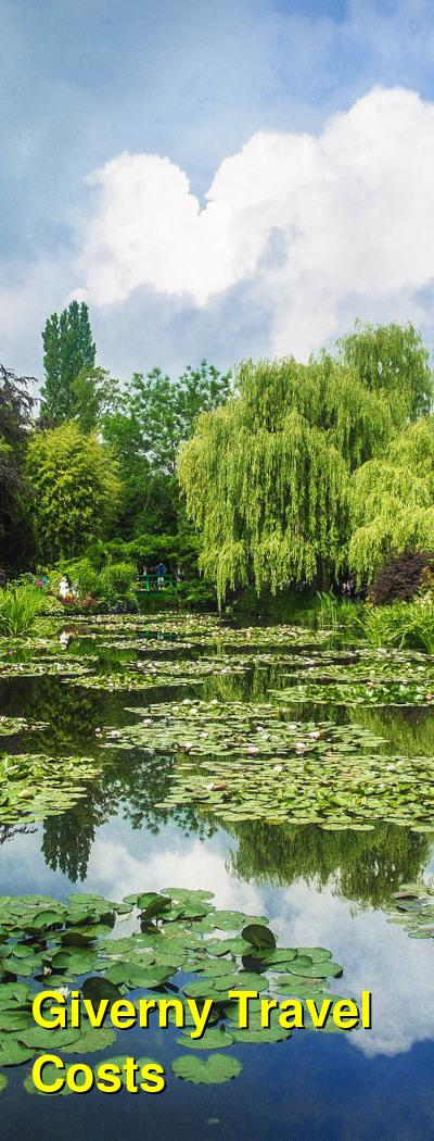 Giverny Travel Costs & Prices - Art, Claude Monet, Shopping & Dining | BudgetYourTrip.com