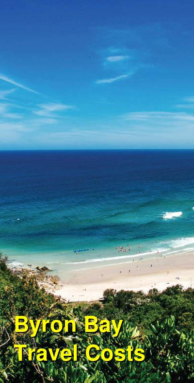 Byron Bay Travel Cost - Average Price of a Vacation to Byron Bay: Food & Meal Budget, Daily & Weekly Expenses | BudgetYourTrip.com