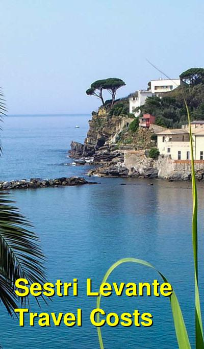 Sestri Levante Travel Cost - Average Price of a Vacation to Sestri Levante: Food & Meal Budget, Daily & Weekly Expenses | BudgetYourTrip.com