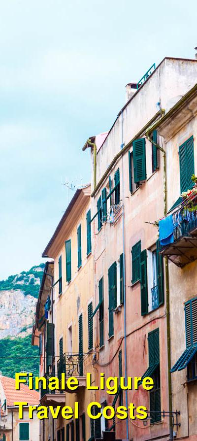 Finale Ligure Travel Cost - Average Price of a Vacation to Finale Ligure: Food & Meal Budget, Daily & Weekly Expenses | BudgetYourTrip.com