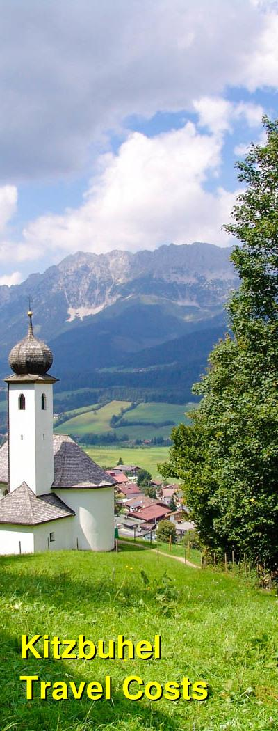 Kitzbuhel Travel Cost - Average Price of a Vacation to Kitzbuhel: Food & Meal Budget, Daily & Weekly Expenses | BudgetYourTrip.com