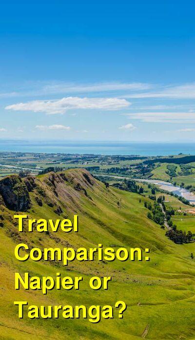 Napier vs. Tauranga Travel Comparison