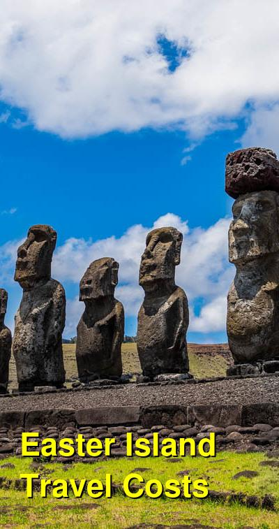 Easter Island Travel Cost - Average Price of a Vacation to Easter Island: Food & Meal Budget, Daily & Weekly Expenses | BudgetYourTrip.com