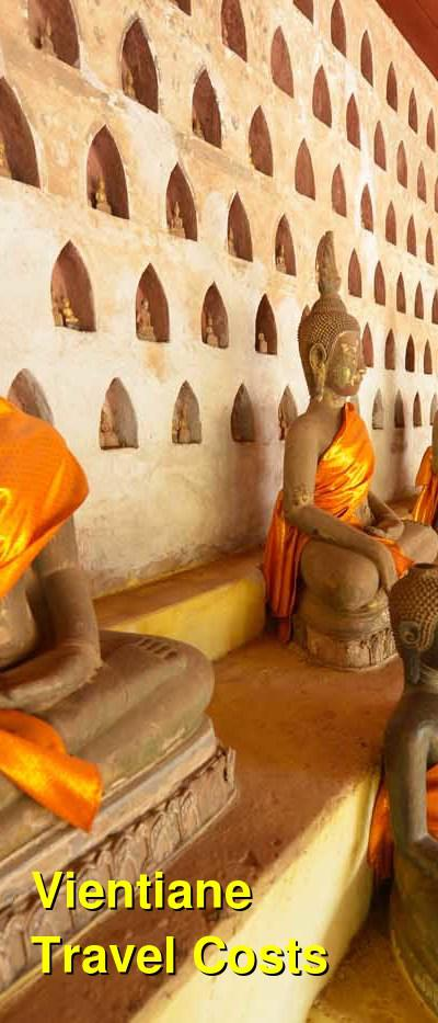 Vientiane Travel Cost - Average Price of a Vacation to Vientiane: Food & Meal Budget, Daily & Weekly Expenses | BudgetYourTrip.com