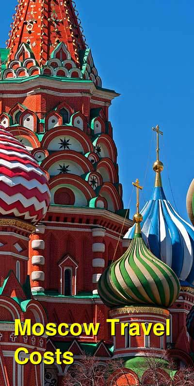 Moscow Travel Costs & Prices - The Kremlin, The Red Square & Bolshoi Theatre | BudgetYourTrip.com