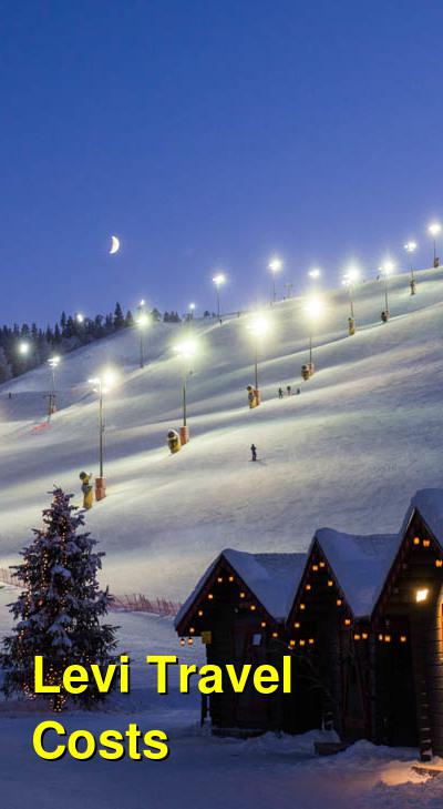 Levi Travel Costs & Prices - Skiing, Lapland, & Nature | BudgetYourTrip.com