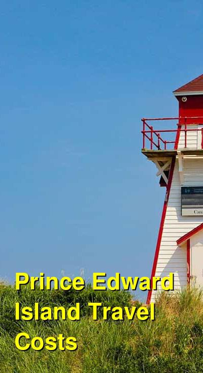 Prince Edward Island Travel Cost - Average Price of a Vacation to Prince Edward Island: Food & Meal Budget, Daily & Weekly Expenses | BudgetYourTrip.com