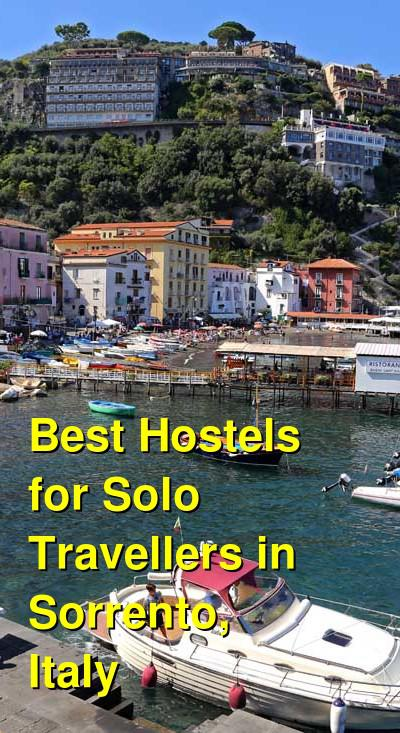 Best Hostels for Solo Travellers in Sorrento, Italy | Budget Your Trip