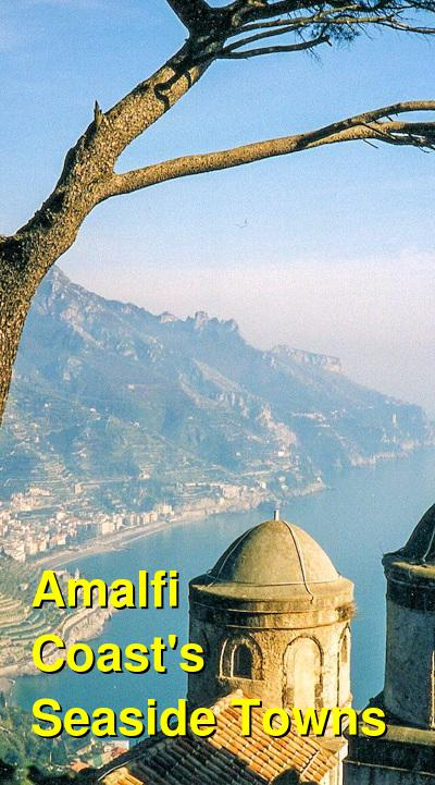 Amalfi Coast's Seaside Towns | Budget Your Trip