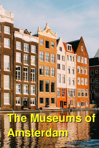 The Best Museums in Amsterdam | Budget Your Trip