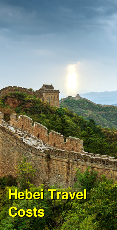 Hebei Travel Cost - Average Price of a Vacation to Hebei: Food & Meal Budget, Daily & Weekly Expenses   BudgetYourTrip.com